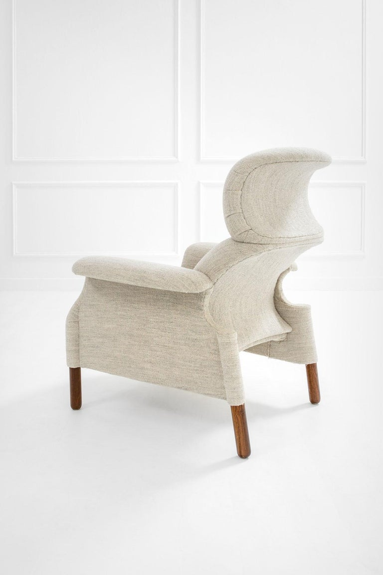 Achille & Pier Giacomo Castiglioni 'Sanluca' Chair In Good Condition For Sale In Moscow, RU
