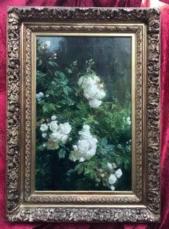 Rosebush in the Garden