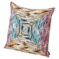 Aconcagua Reversible Patchwork Cushion