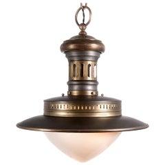 Acorn Gas Lamp
