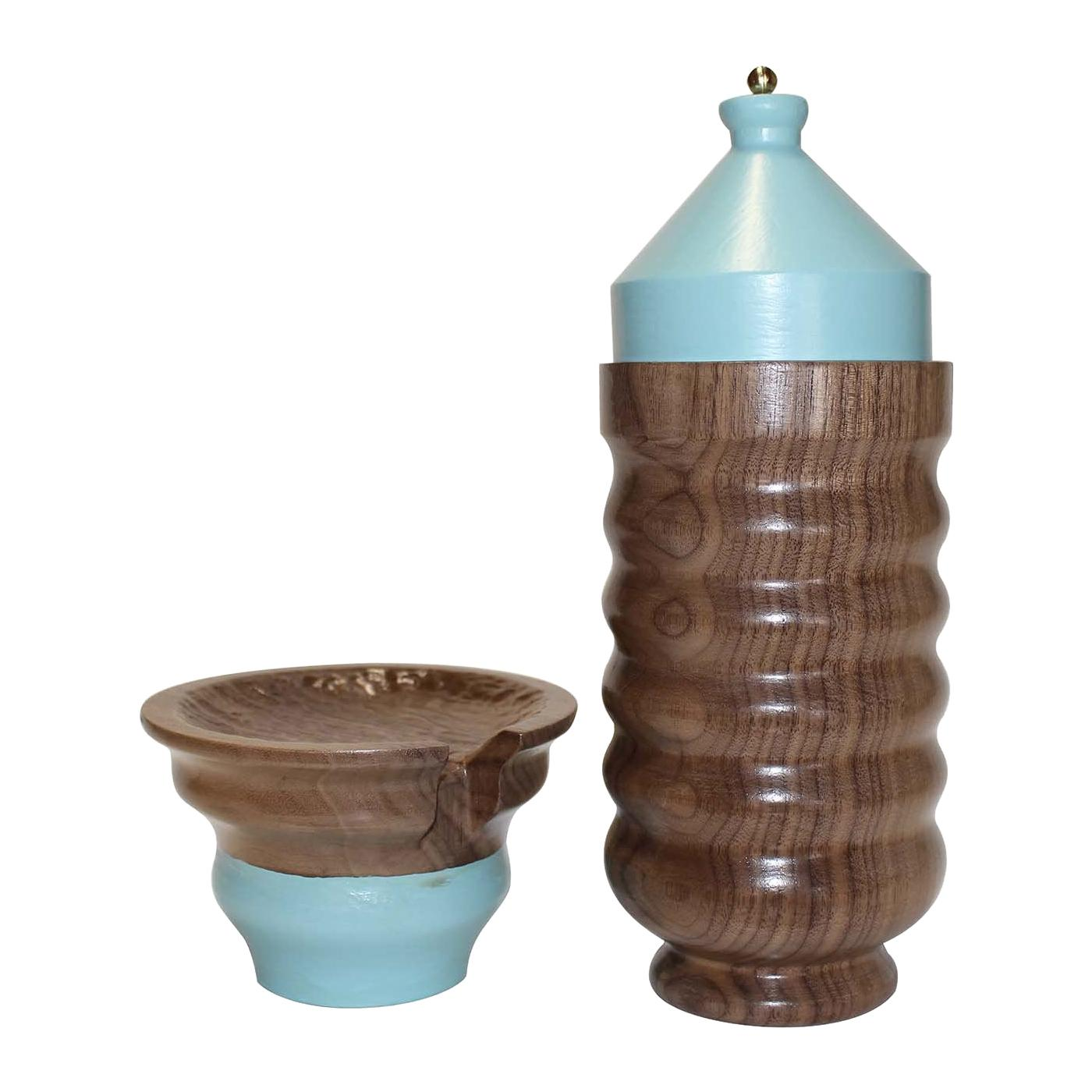 Acquamarina Sculptural Object