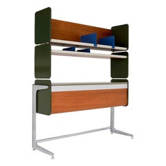 Action Office 1 'AO1' Storage Unit, George Nelson for Herman Miller