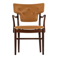 Acton Bjørn & Vilhelm Lauritzen Armchair Produced by Willy Back in Denmark