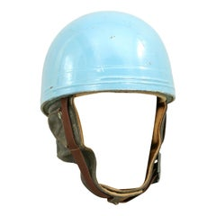 ACU Approved Cromwell Motorcycle Racing Helmet, Pudding Basin
