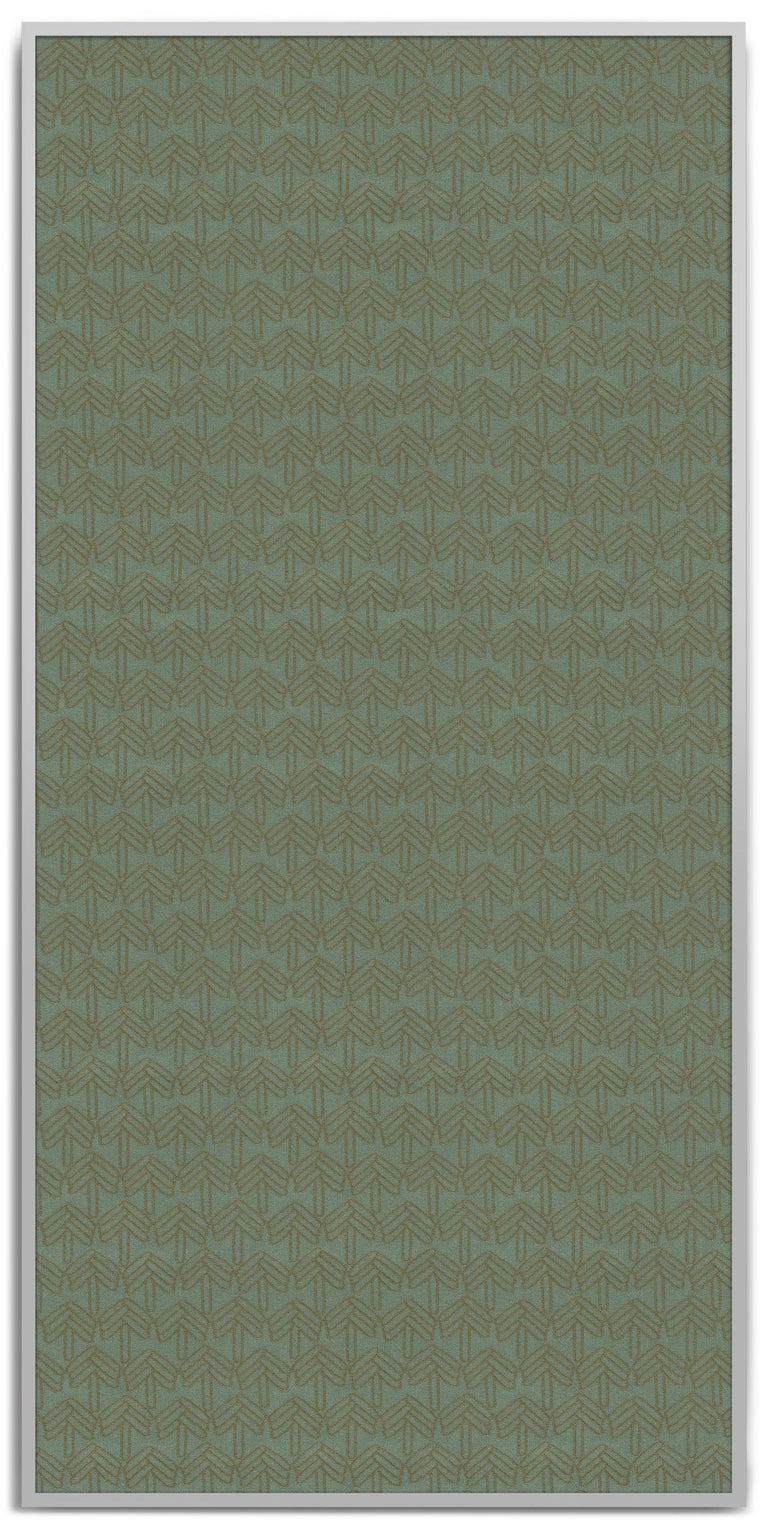 Acustica, Opus 2, Noise Cancelling Acoustic Panel, Grey Frame For Sale 3