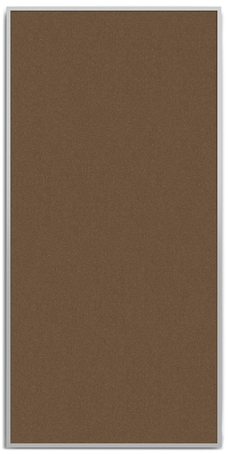 Contemporary Acustica, Opus 2, Noise Cancelling Acoustic Panel, Grey Frame For Sale