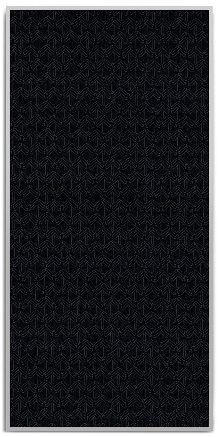 Acustica, Opus 2, Noise Cancelling Acoustic Panel, Grey Frame For Sale 1