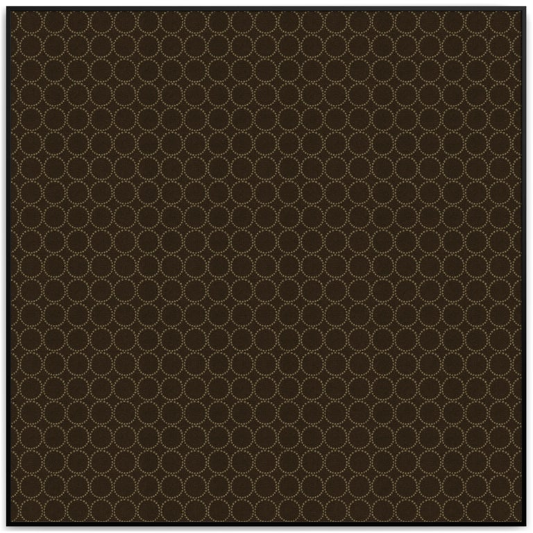 Acustica, Opus 4, Noise Cancelling Acoustic Panel, Black Frame In New Condition For Sale In Milan, IT