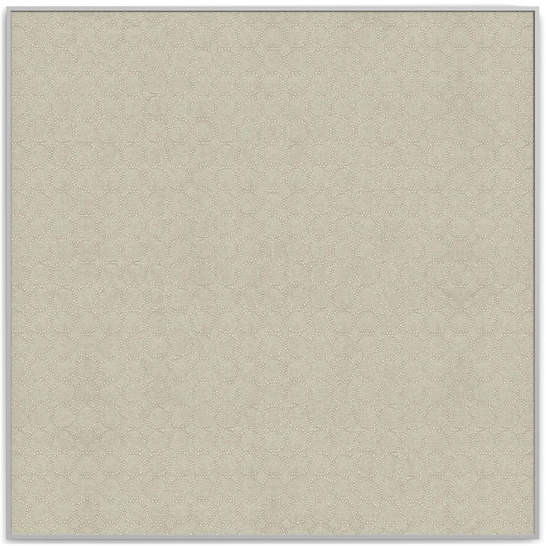 Minimalist Acustica, Opus 4, Noise Cancelling Acoustic Panel, Grey Frame For Sale