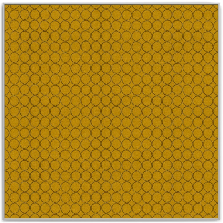Italian Acustica, Opus 4, Noise Cancelling Acoustic Panel, Grey Frame For Sale