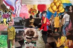 Collage 2 by Ada Lungu Romanian Contemporary Art