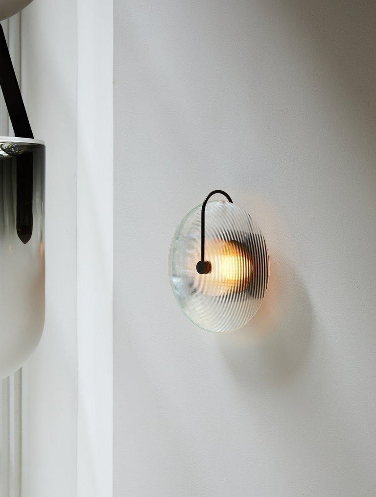 ADA Aperture Sconce In New Condition For Sale In Glen Cove, NY