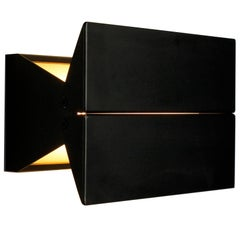 Outdoor Rated Ada Sconce 9 Black by Brendan Ravenhill
