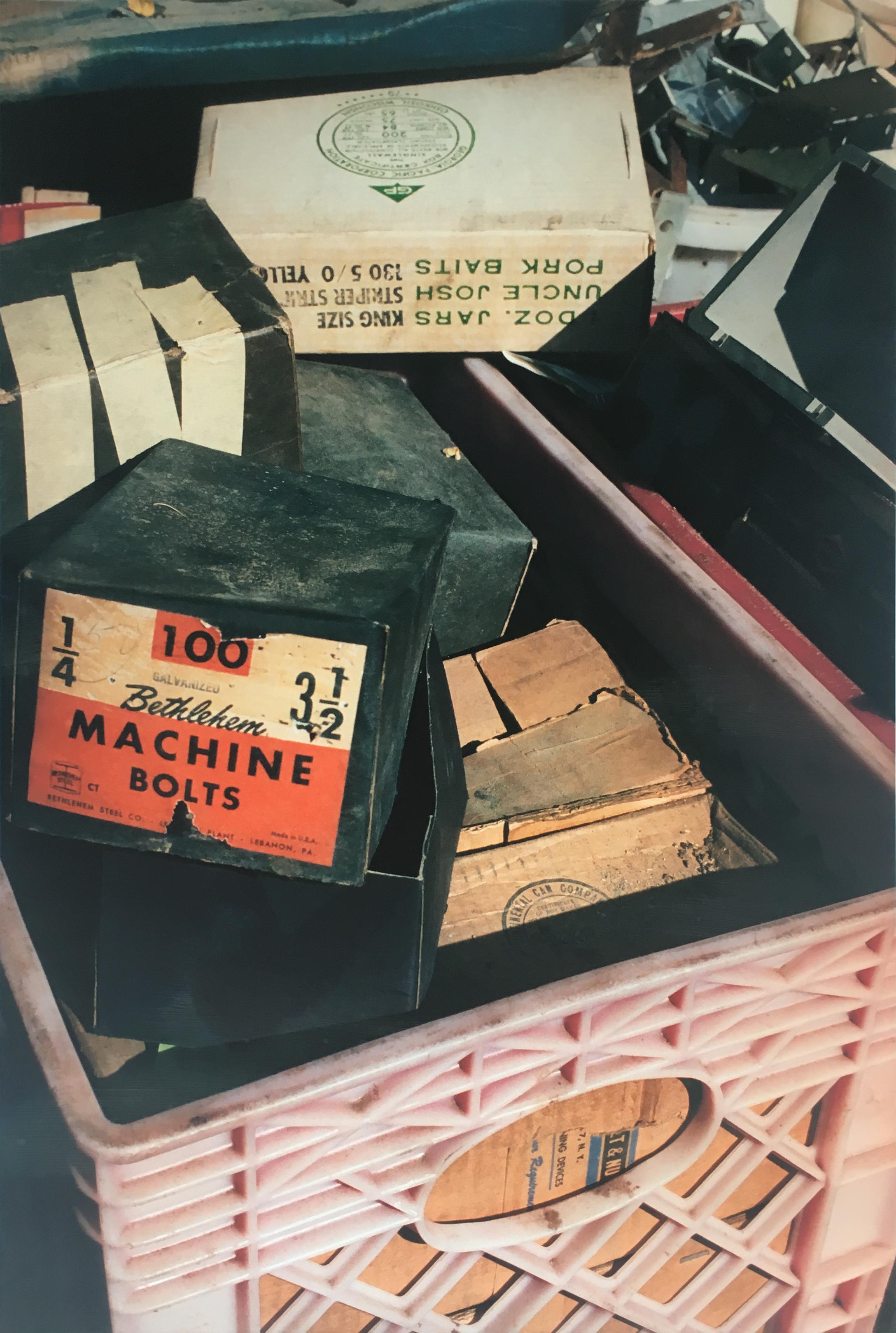 Bolt Box (Yard Sale Series)
