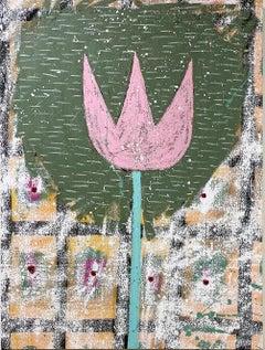 Last Wood Tulip