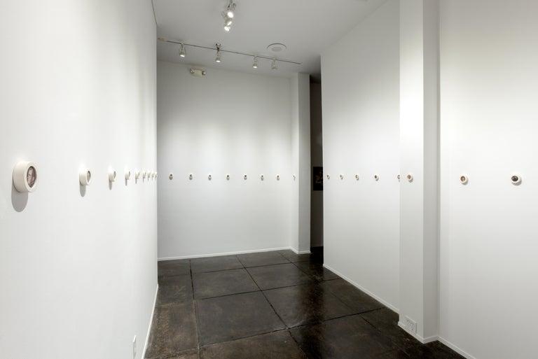 A Platform - Contemporary Painting by Adam Mysock