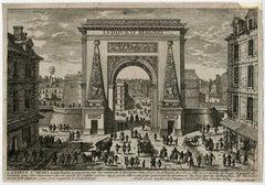 La Porte St. Denis.