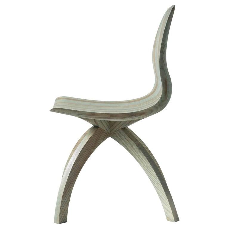 "Adam Zimmerman's ""Chair"" Studio Craftsman, 21st Century For Sale"