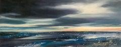 Adele Riley, Changing Tide, Affordable Art, Seascape Painting, Original Art