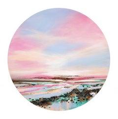 Adele Riley, Cornish Morning, Original Cornish Seascape Painting