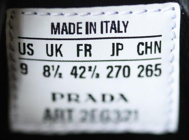 Adidas Originals + Prada Superstar Leather Sneakers 1