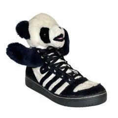 Adidas X Jeremy Scott Panda Sneaker (11.5 US)