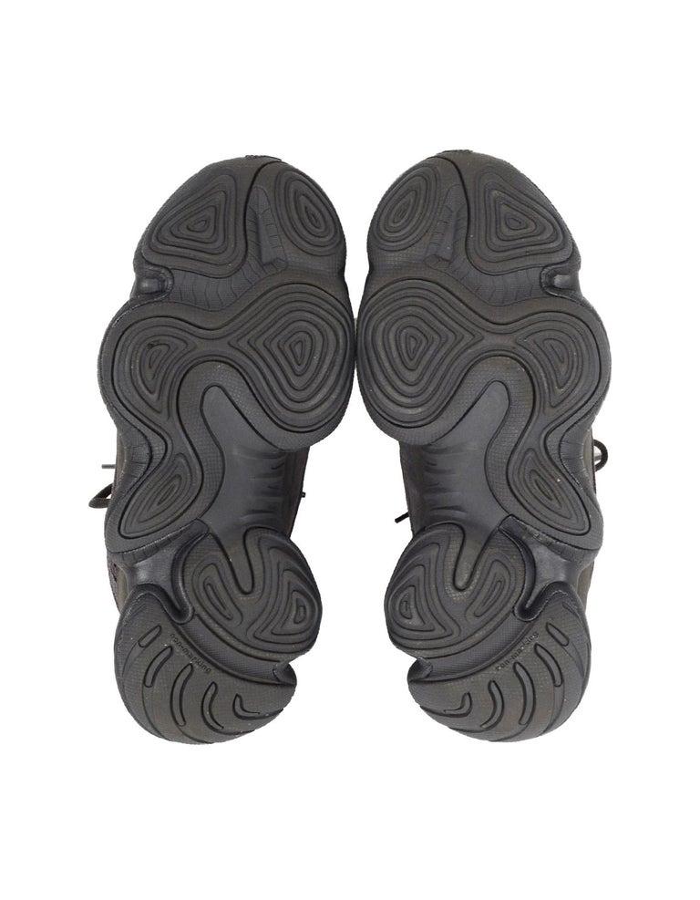 Adidas X Yeezy Unisex 2018 500 Wüste schwarzen Sportschuhe Sz M 7, W 8,5 6