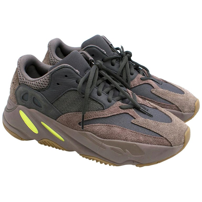 cheap for discount 9090c 8fc98 Adidas Yeezy 700 Mauve Sneakers Fr 42