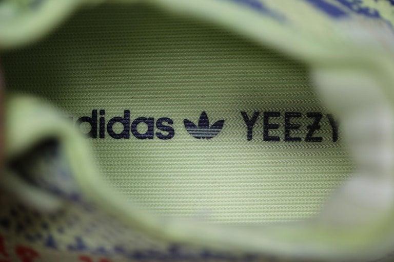 Adidas Yeezy Boost 350 V2 Semi Frozen Sneakers For Sale 2