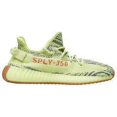 Adidas Yeezy Boost 350 V2 Semi Frozen Sneakers