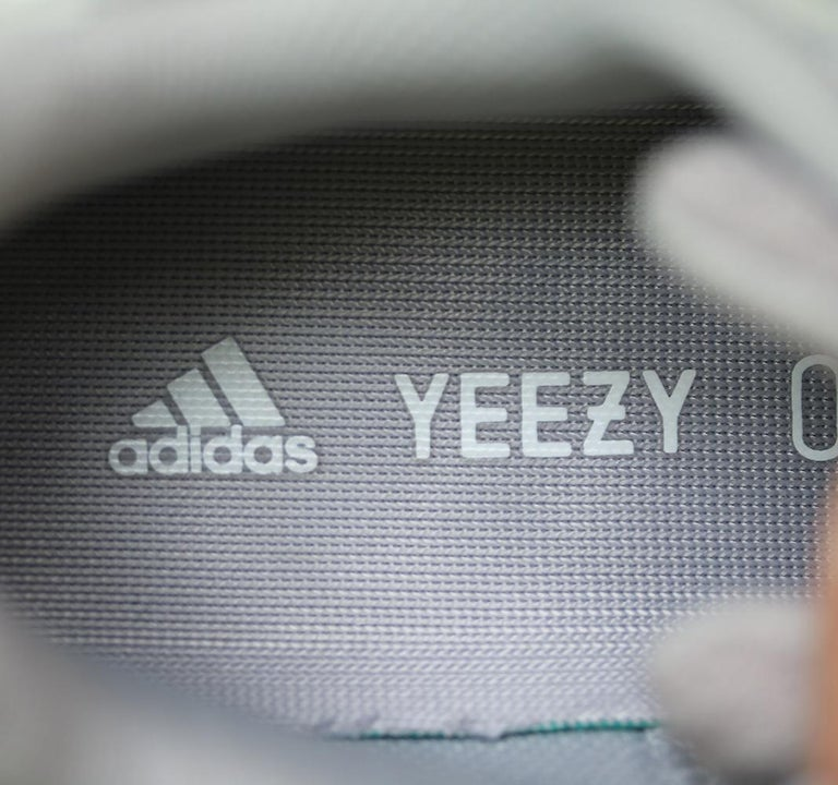 Adidas Yeezy Boost 700 V2 Mesh and Leather Sneakers For Sale 2