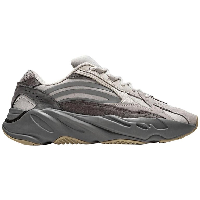 Adidas Yeezy Boost 700 V2 Mesh and Suede Sneakers For Sale