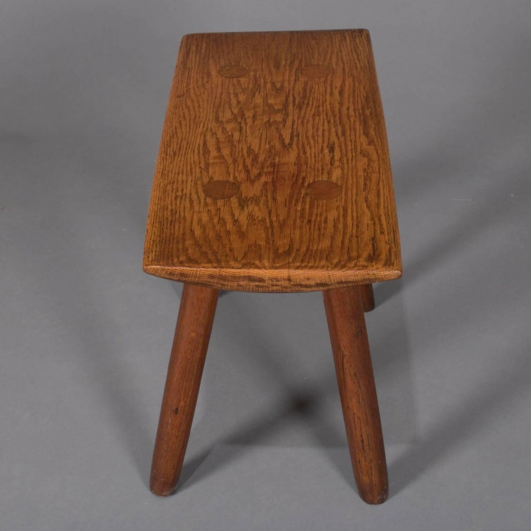 Adirondack Old Hickory School Hand-Carved Mortice & Tenon Slab Wood Bench For Sale 2