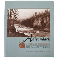 Adirondack Prints and Printmakers, The Call of the Wild, 1st Edition