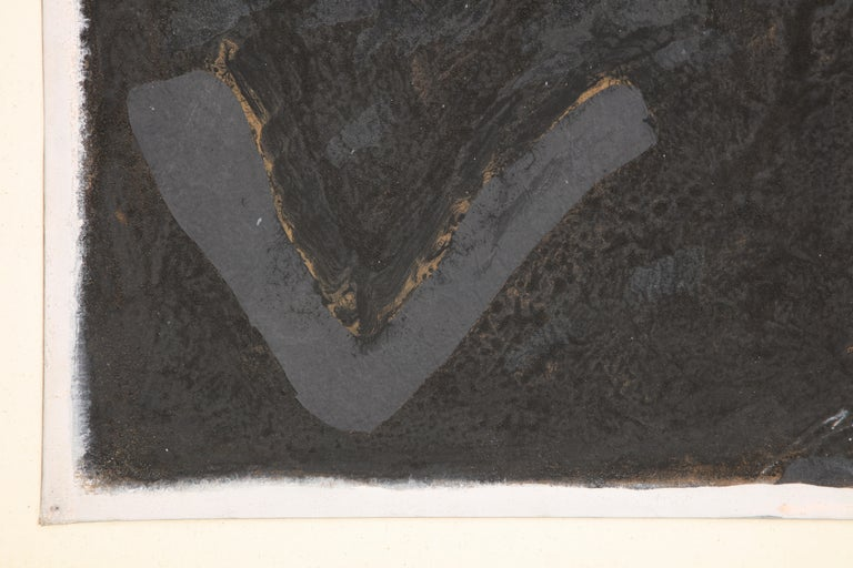 Adja Yunkers Acrylic on Board Painting