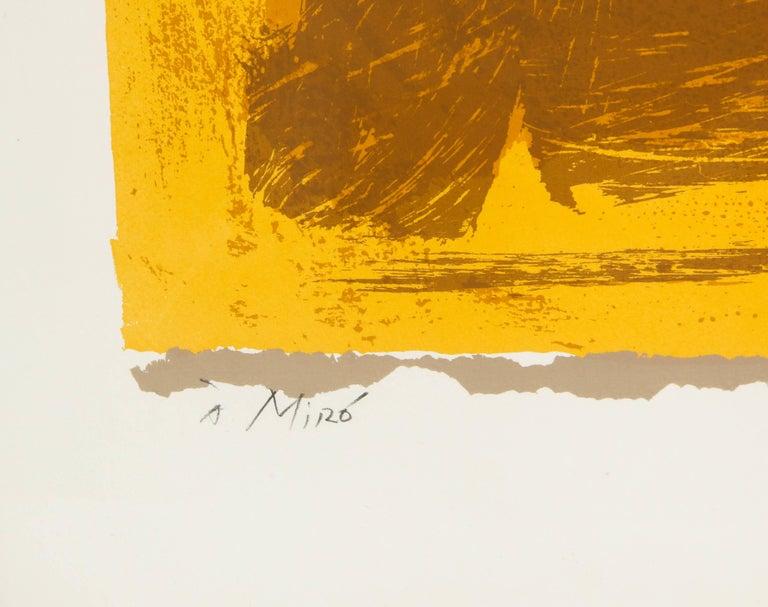 Adja Yunkers Serigraph