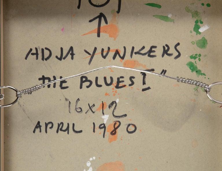 Adja Yunkers