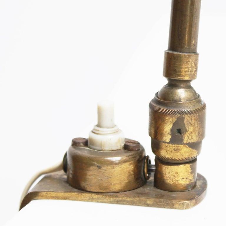 Adjustable Italian Desk Lamp For Sale 4