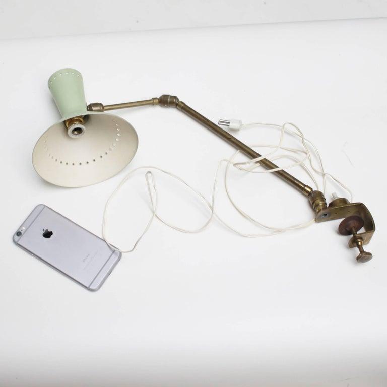 Adjustable Italian Desk Lamp For Sale 9