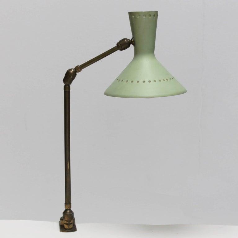 Adjustable Italian Desk Lamp For Sale 1