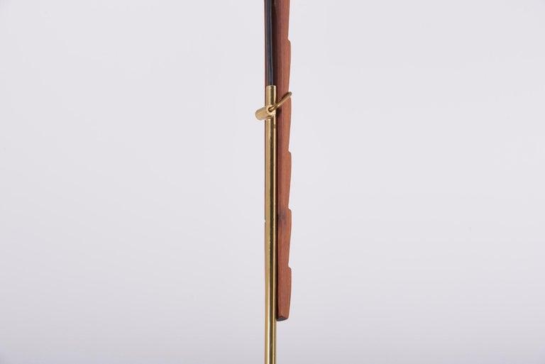 Adjustable Pendant Lamp by Svend Aage Holm Sørensen, Denmark, 1960s For Sale 6