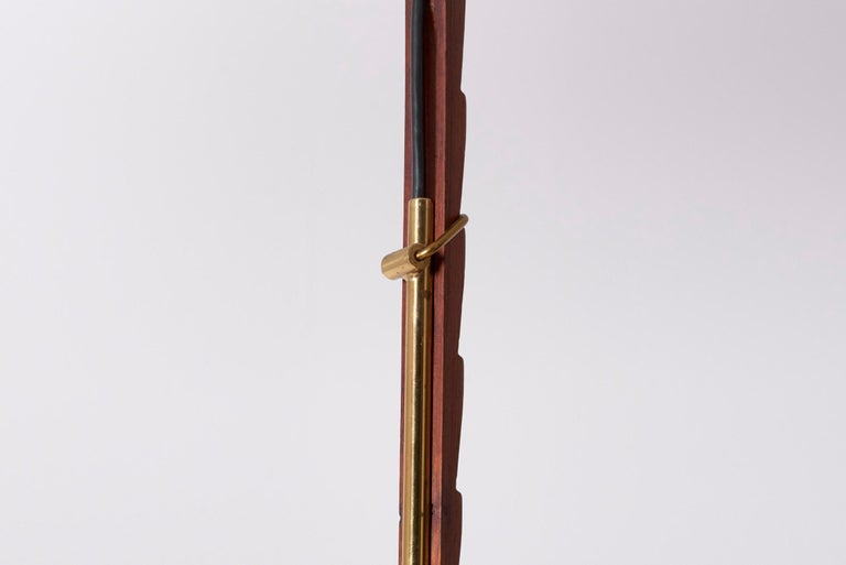 Adjustable Pendant Lamp by Svend Aage Holm Sørensen, Denmark, 1960s For Sale 7
