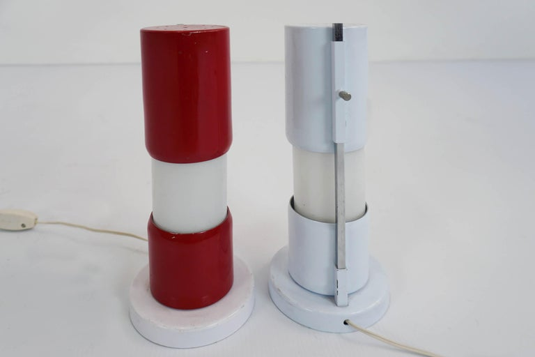Italian Adjustable Table Lamps For Sale
