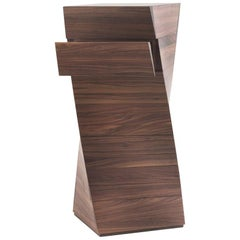 ADN Chest of Drawers in solid Walnut with 7 Drawers