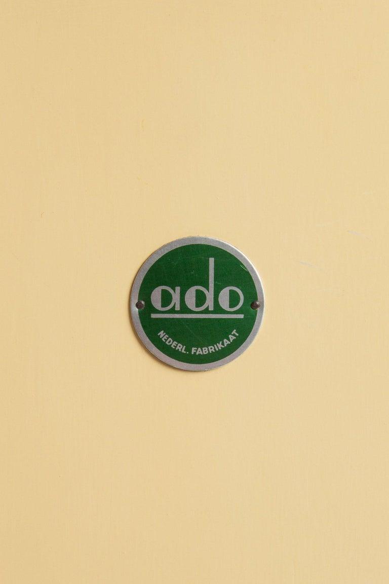 Mid-Century Modern Ado Ko Verzuu Dutch Wardrobe Closet Toy For Sale