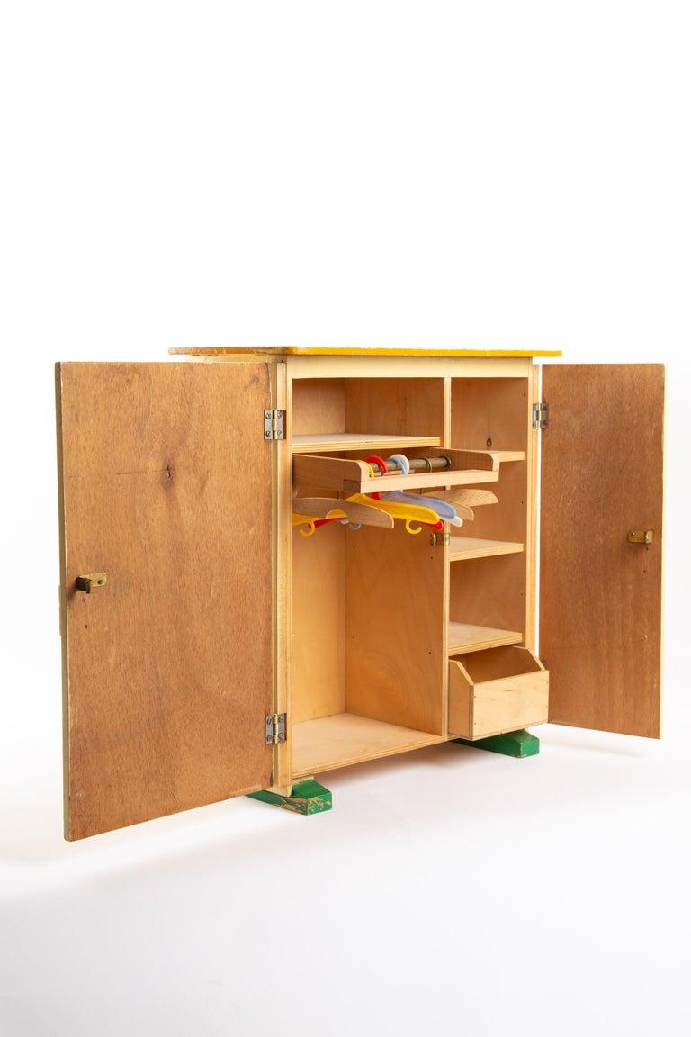 Ado Ko Verzuu Dutch Wardrobe Closet Toy For Sale 1