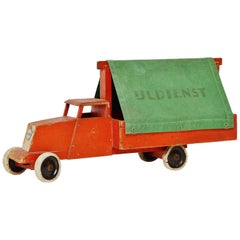 Ado Ko Verzuu Ijldienst Truck, Holland, 1937