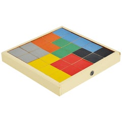 Ado Ko Verzuu Puzzel Box Model 259 Holland 1939