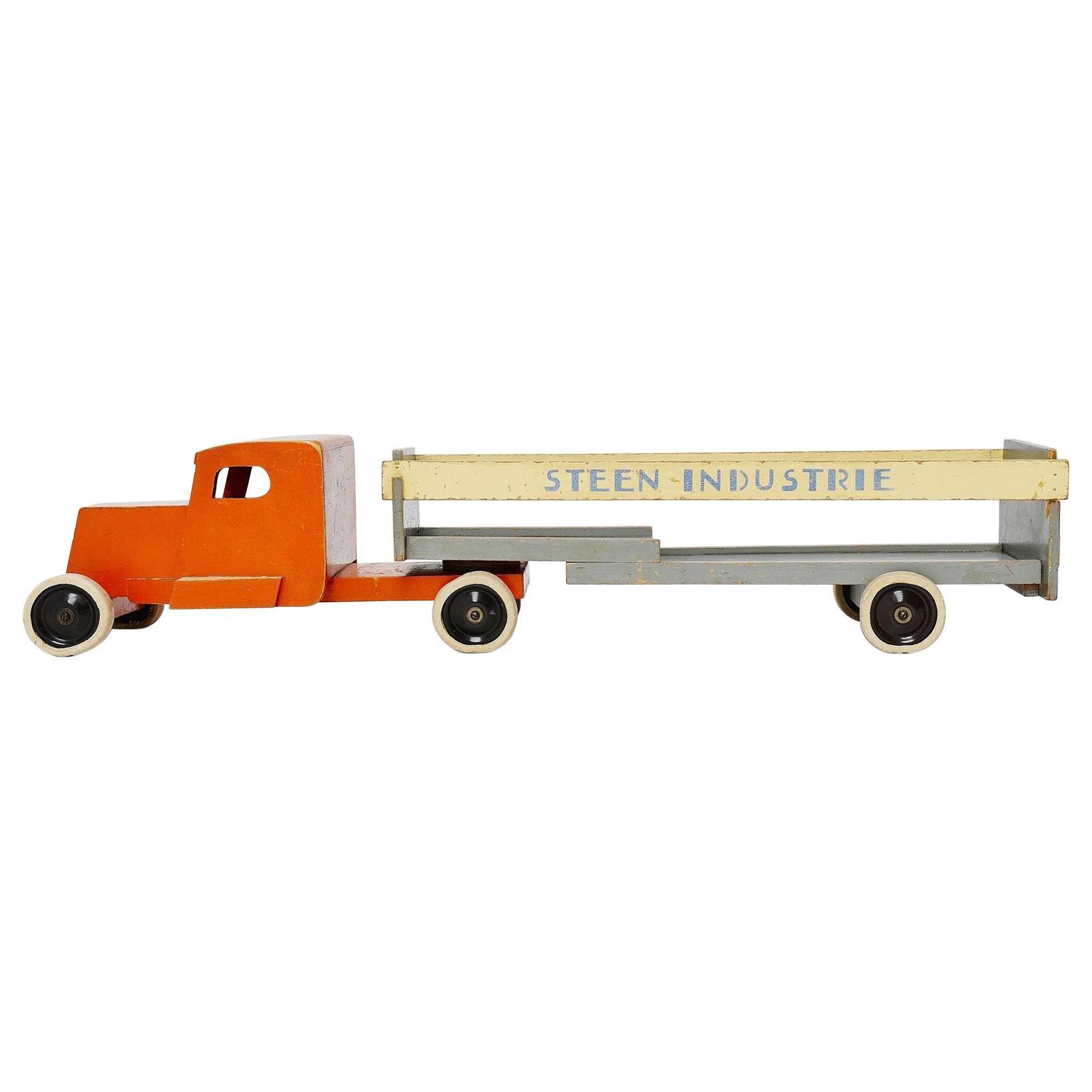 Ado Ko Verzuu Steenindustrie Truck Holland, 1948