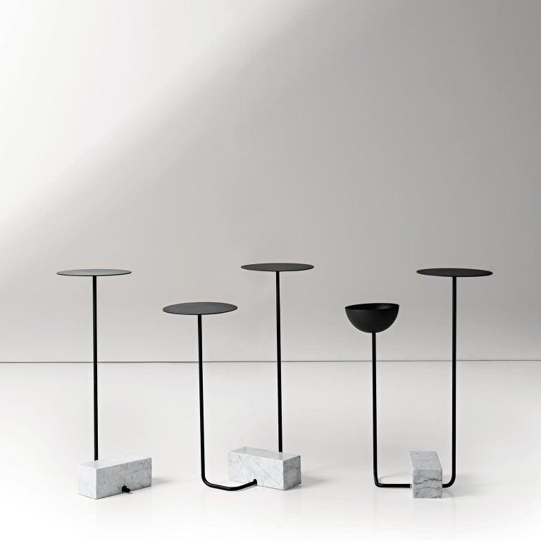 Adobe Table #3, by Wentz, Brazilian Contemporary Design In New Condition For Sale In Caxias do Sul, Rio Grande do Sul